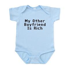 Other Boyfriend Infant Bodysuit