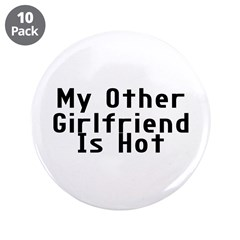 "Other Girlfriend 3.5"" Button (10 pack)"