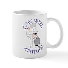 Male Chef Small Mug