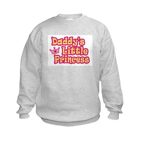 Daddy's Little Princess Kids Sweatshirt