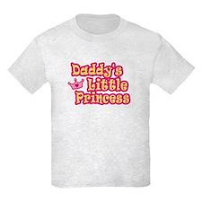Daddy's Little Princess Kids T-Shirt