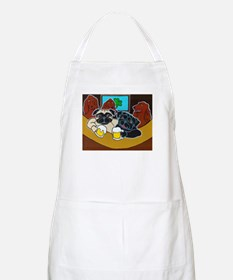 St. Puggy's Day BBQ Apron