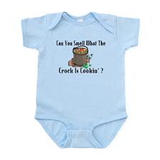 Crock Is Cookin Infant Bodysuit