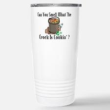 Crock Is Cookin Stainless Steel Travel Mug