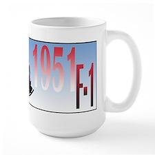 51-F1-bev Mugs