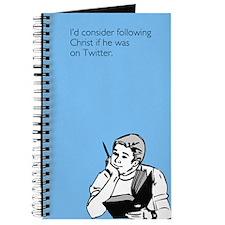 Christ Twitter Journal