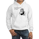 Christ Twitter Hooded Sweatshirt