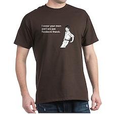 Mom Facebook T-Shirt