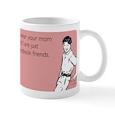 Mom Facebook Mug