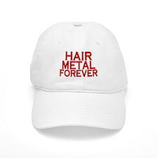 Hair Metal Forever Baseball Cap