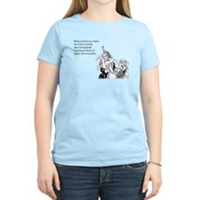 Being Around You Women's Light T-Shirt