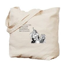 Being Around You Tote Bag