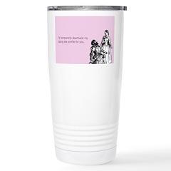 Dating Profile Travel Mug