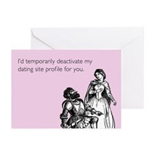 Dating Profile Greeting Cards (Pk of 10)