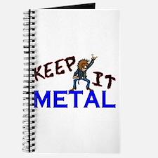 Keep It Metal Journal