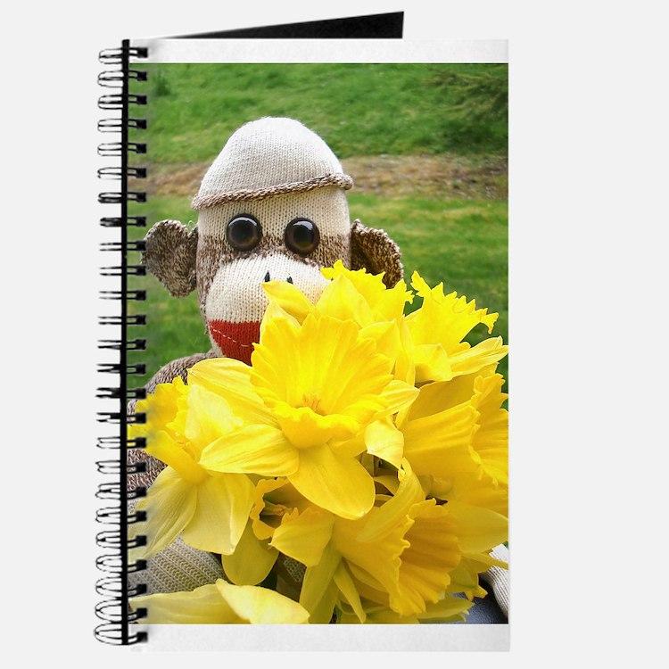 Ernie The Sock Monkey's Journal
