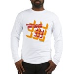 Get Down (squares design) Long Sleeve T-Shirt