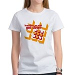 Get Down (squares design) Women's T-Shirt