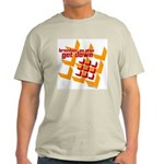 Get Down (squares design) Light T-Shirt
