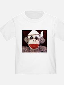 Ernie the Sock Monkey T