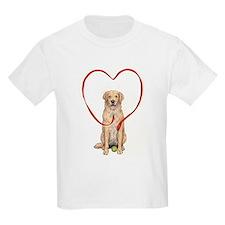 Love Your Golden Retriever T-Shirt