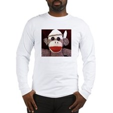Ernie the Sock Monkey Long Sleeve T-Shirt