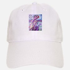 Singing to Van Gogh Baseball Baseball Cap