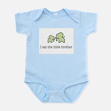 Two Elephants Big Brother Infant Bodysuit