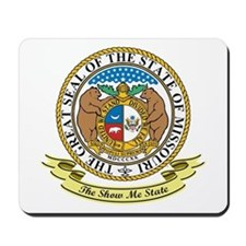 Missouri Seal Mousepad