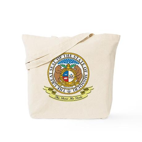 Missouri Seal Tote Bag