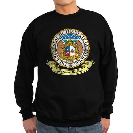 Missouri Seal Sweatshirt (dark)