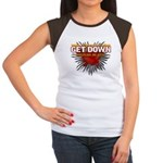 Get Down Women's Cap Sleeve T-Shirt