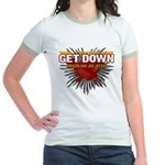 Get Down Jr. Ringer T-Shirt
