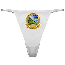 Montana Seal Classic Thong