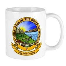 Montana Seal Mug