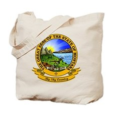 Montana Seal Tote Bag