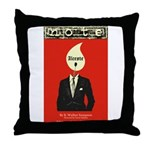 Alceste postcard Throw Pillow