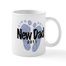New Dad 2011 (Boy) Mug