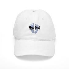 New Dad 2011 (Boy) Baseball Cap