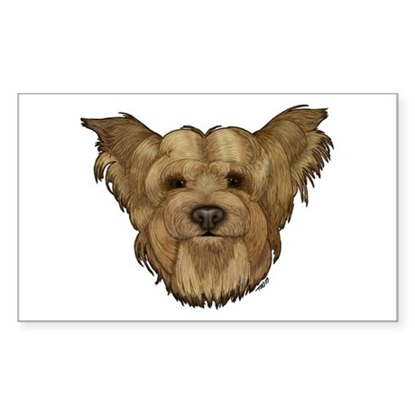 Cairn Terrier Sticker (Rectangle)