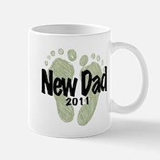 New Dad 2011 (Unisex) Mug