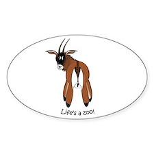 Roan antelope Decal