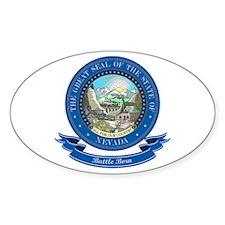 Nevada Seal Decal