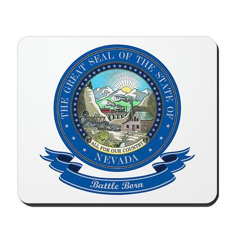 Nevada Seal Mousepad
