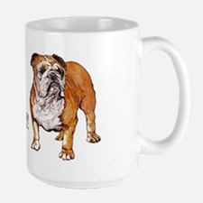 Bulldog Life Mug
