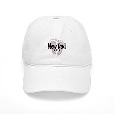 New Dad 2011 (Girl) Baseball Cap