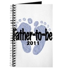 Father to Be 2011 (Boy) Journal