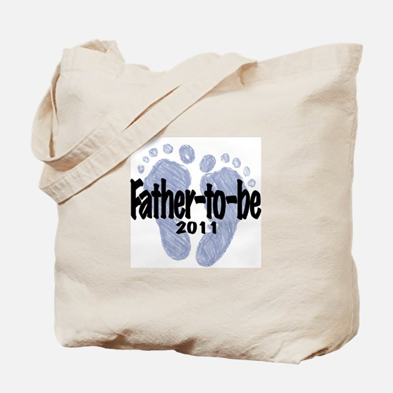 Father to Be 2011 (Boy) Tote Bag
