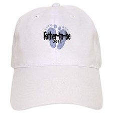 Father to Be 2011 (Boy) Baseball Cap