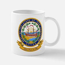 New Hampshire Seal Mug